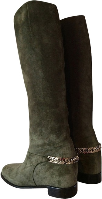 Item - English Green Cate Riding Boots/Booties Size US 6.5 Regular (M, B)