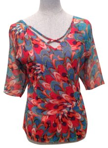 MM Couture Top Multicolor
