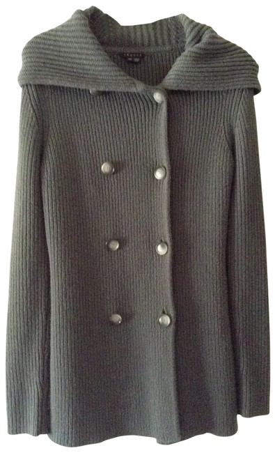 Theory Double Button Front Cardigan