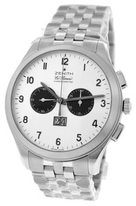 Zenith Zenith Grande Class Automatic Chronograph Big Date Display 44mm Stainless Steel Watch