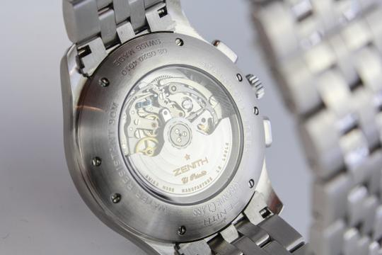 Zenith Zenith Grande Class Automatic Chronograph Date Display Stainless Steel