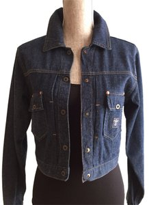 Other Denim Size Small Jeans Denim Crop Denim Crop Crop Jeans A.gold E. Womens Jean Jacket