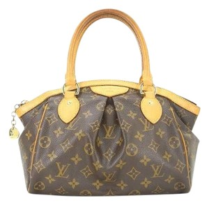 Louis Vuitton Bowler Trevi Trivoli Satchel in Monogram