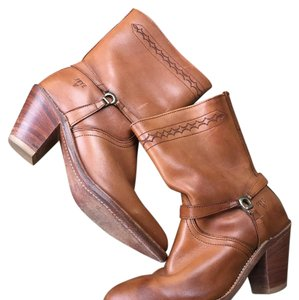 Frye Brown or Tan Boots