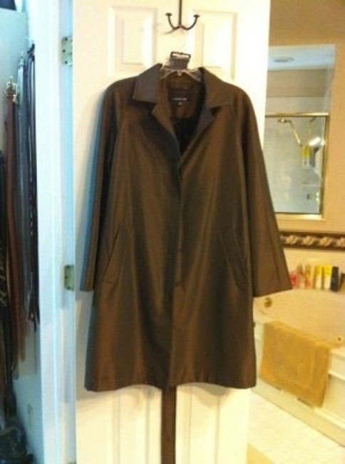 Jones New York Raincoat