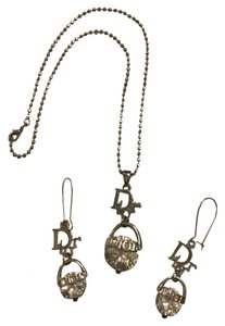 Dior Necklace & Earring Set