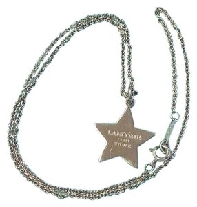 Tiffany & Co. Authentic Tiffany & Co Star Charm Pendant 925 Sterling Silver Chain
