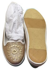 Jack Rogers Gold Athletic