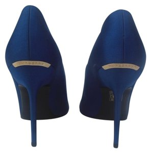 Burberry Heels Blue Pumps