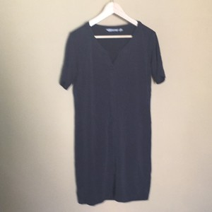Athleta short dress Charcoal on Tradesy