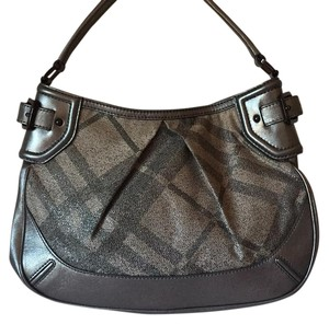 Burberry Holiday Sparkle Hobo Bag