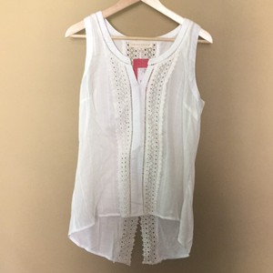 Love Stitch Top Ivory