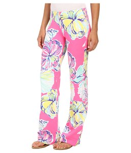 Lilly Pulitzer Pink Relaxed Pants