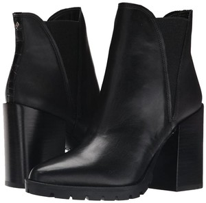 Sam Edelman Paul Smith Bohemian Goth Chic Black Boots