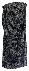 Kenneth Cole Sleeveless Cowl Neck Dress