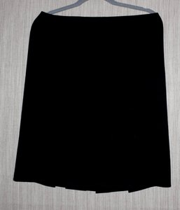 La Via 18 Skirt black
