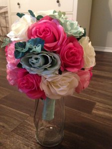 Wedding Bouquet Package (19 Pieces)