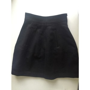Theory Mini Skirt Blac