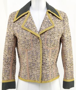 Dries van Noten Multi-Color Blazer