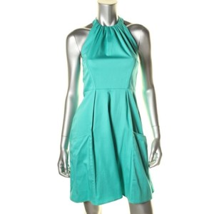 Jessica Simpson Halter A-line Dress