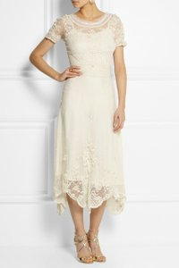Bolina Embroidered Cotton-tulle Dress Wedding Dress