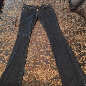 John Galliano Boot Cut Jeans