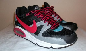 Nike Pink/Gray/Blue/Black Athletic