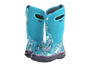 Bogs Turquoise Forest Boots