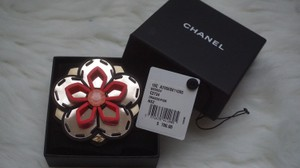 Chanel Chanel Camellia Flower Brooch 2016 Cruise Collection
