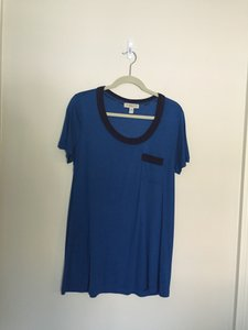 Burberry London T Shirt Blue