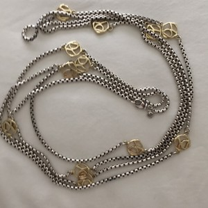 David Yurman David Yurman Long Accent Necklace