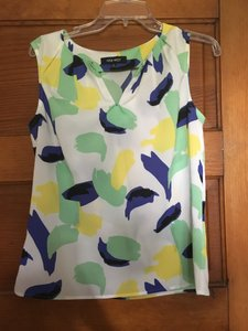 Nine West Sleeveless Top multi