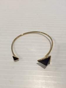 Alexis Bittar ALEXIS BITTAR NWT LUCITE FACETED PYRAMID CUFF ($115)