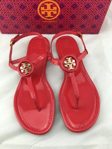 Tory Burch Dillan Sandal Red Sandals