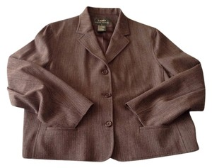 Ralph Lauren Dark Gray Tweed Blazer