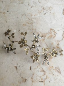 BHLDN Twigs & Honey | Evening Primrose Ornament