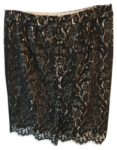 White House | Black Market Skirt black lace
