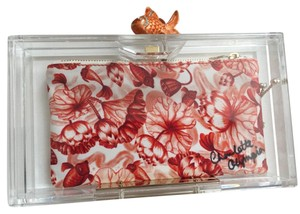 Charlotte Olympia clear Clutch