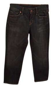 Citizens of Humanity Stretchy Low Rise Capri/Cropped Denim
