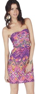Charlie jade short dress multi Ikat on Tradesy
