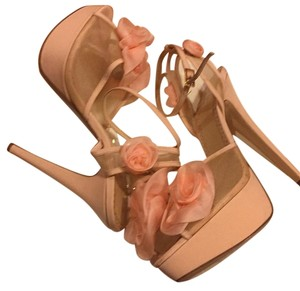 Charlotte Olympia Peach pink Formal