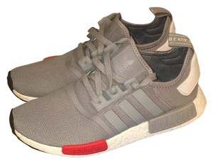 adidas Gray w/ red detail Athletic
