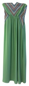 Green Maxi Dress by West 36th