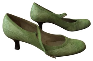 Franco Sarto Green Pumps