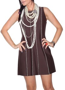 Chanel Skirt Vest Dress