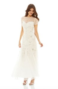 Frock And Frill Tiki Embellised Maxi Dress Wedding Dress