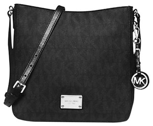 Michael Kors Next Day Shipping Black Messenger Bag