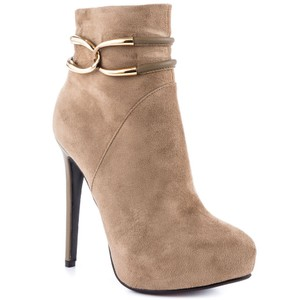 Luichiny Taupe Boots