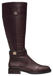 Coach Chestnuts Boots