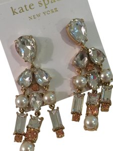 Kate Spade Kate Spade Twinkling Fete Chandelier Earrings